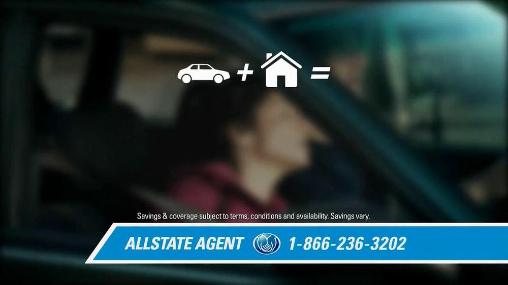 Allstate Bonus Checks Tv Spot Ramen Noodle Budget