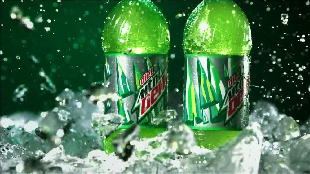 Diet Mountain Dew TV Spot, 'Awesome' - Screenshot 1