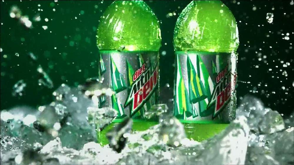 Diet Mountain Dew TV Spot, 'Awesome' - Screenshot 1