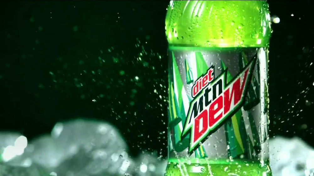 Creative decision filters mountain dew