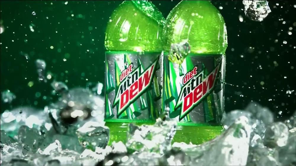 Diet Mountain Dew TV Spot, 'Awesome' - Screenshot 2