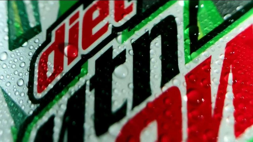 Diet Mountain Dew TV Spot, 'Awesome' - Screenshot 4