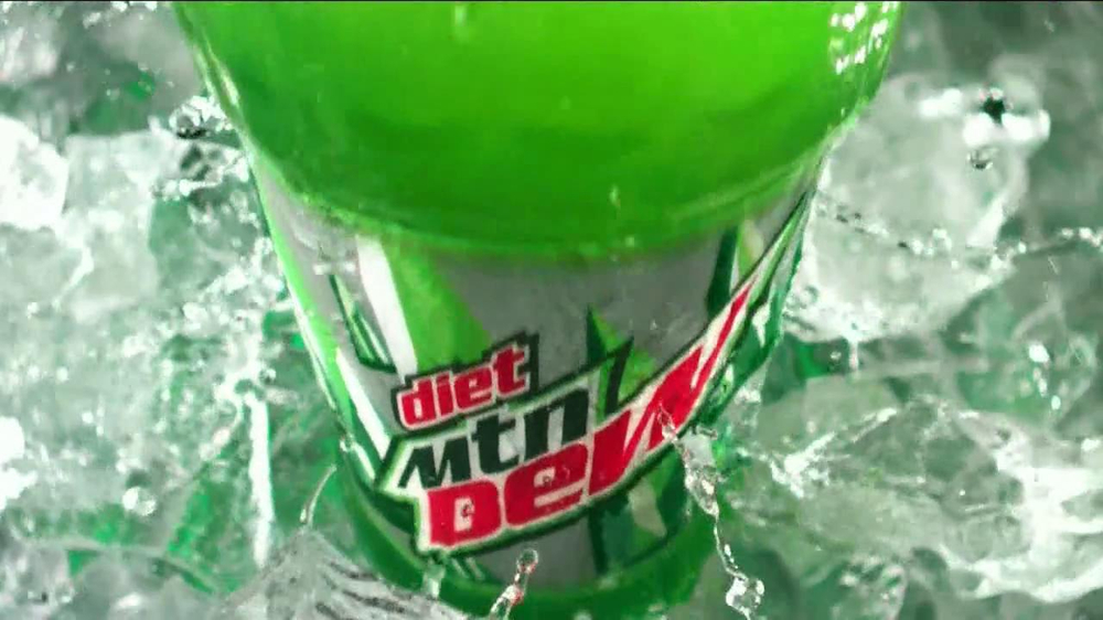 Diet Mountain Dew TV Spot, 'Awesome' - Screenshot 5