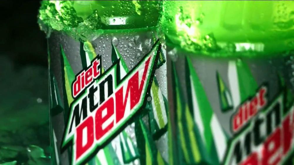 Diet Mountain Dew TV Spot, 'Awesome' - Screenshot 6