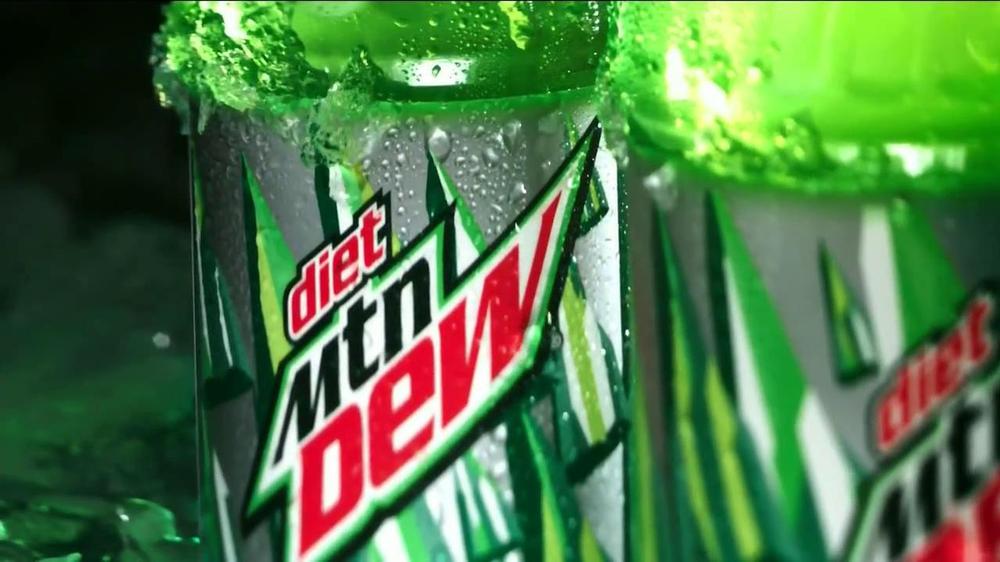 Diet Mountain Dew TV Spot, 'Awesome' - Screenshot 7