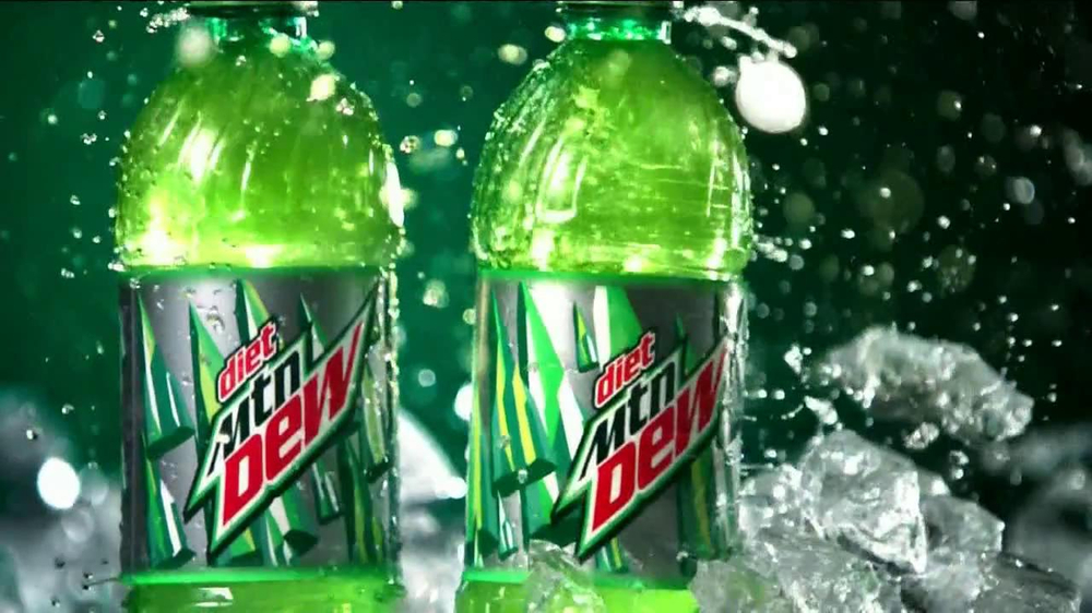 Diet Mountain Dew TV Spot, 'Awesome' - Screenshot 8
