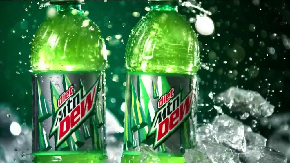 Diet Mountain Dew TV Spot, 'Awesome' - Screenshot 8