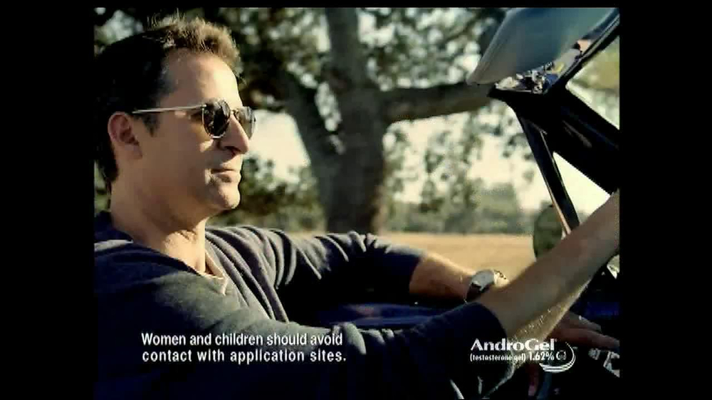 AndroGel TV Spot, 'Low Testosterone' - Screenshot 5