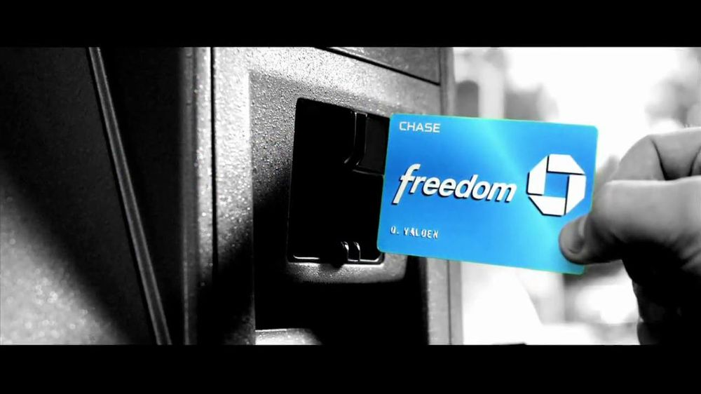 Chase Freedom TV Spot, '5% Back on Gas' Original Song by Kenny Loggins - Screenshot 3