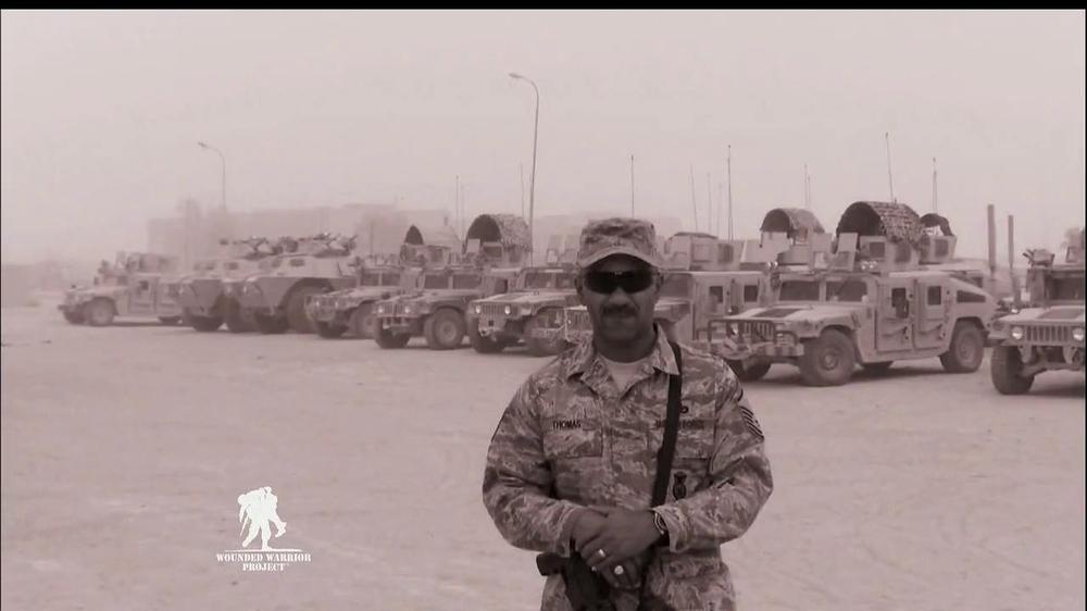 Wounded Warrier Project TV Spot, 'Broken' - Screenshot 1