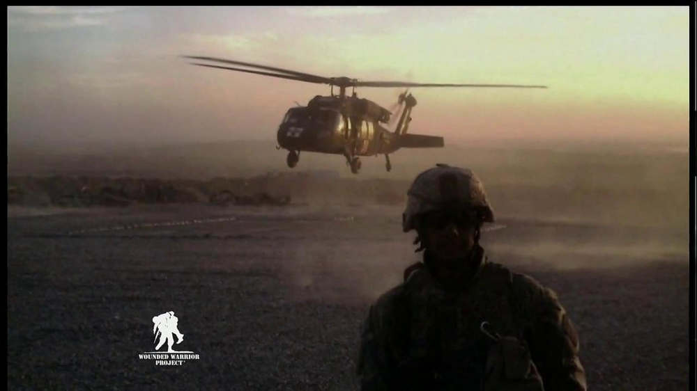 Wounded Warrier Project TV Spot, 'Broken' - Screenshot 2