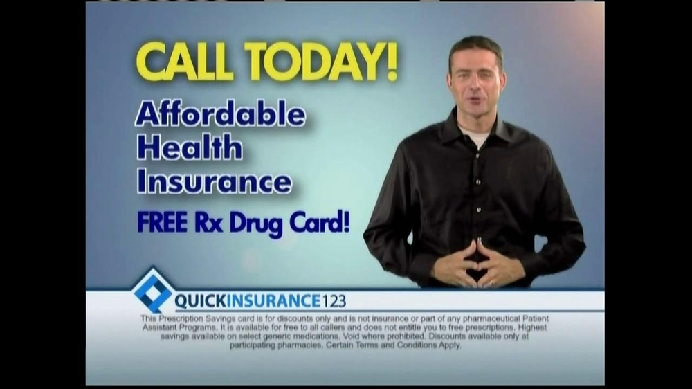 Quick Insurance 123 TV Spot, 'Healthcare Breakthrough' - Screenshot 8