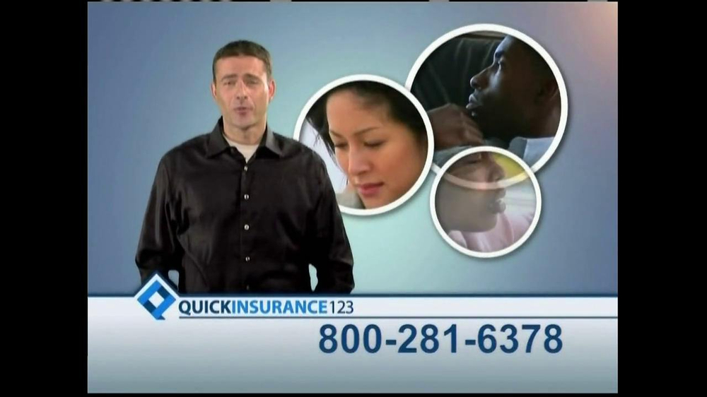 Quick Insurance 123 TV Spot, 'Healthcare Breakthrough' - Screenshot 2