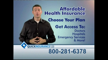 Quick Insurance 123 TV Spot, 'Healthcare Breakthrough' - Thumbnail 5