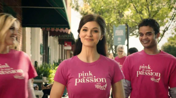 Belk TV Spot, 'Pink is our Passion' thumbnail