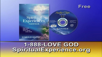 Spiritual Experiences Guidebook TV Spot