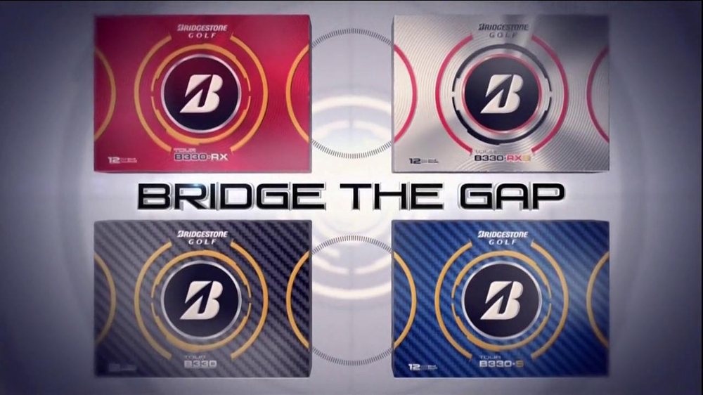 Bridgestone B330-RX TV Spot, 'Bridge the Gap' Featuring Fred Couples - Screenshot 8