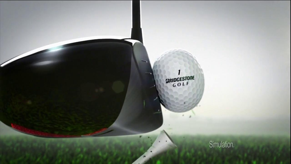 Bridgestone B330-RX TV Spot, 'Bridge the Gap' Featuring Fred Couples - Screenshot 7