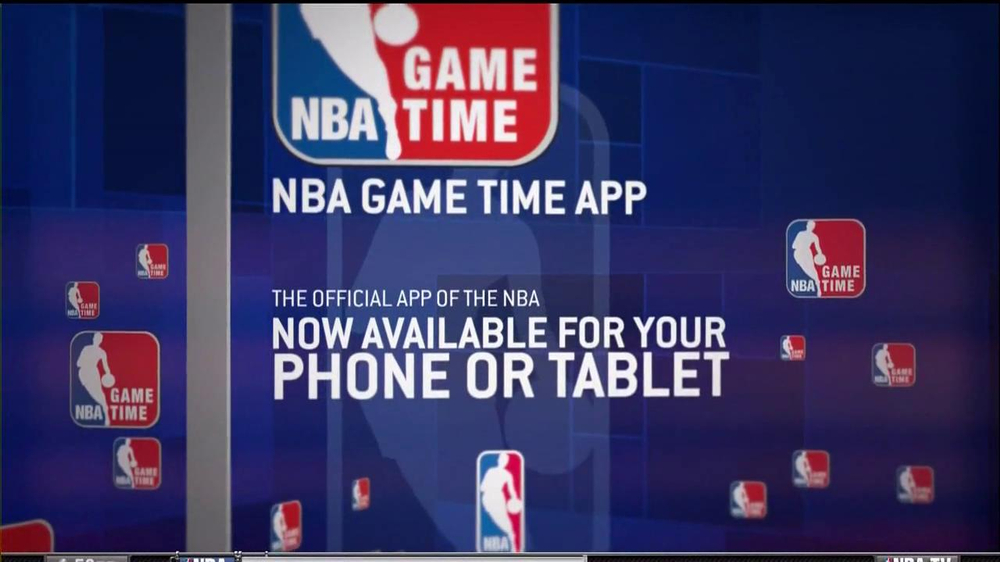 Nba game time app tv commercial ispot tv