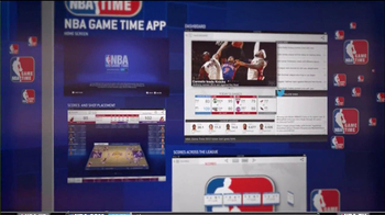 NBA Game Time App TV Spot