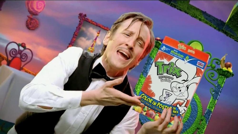 Trix Yogurt Rabbit