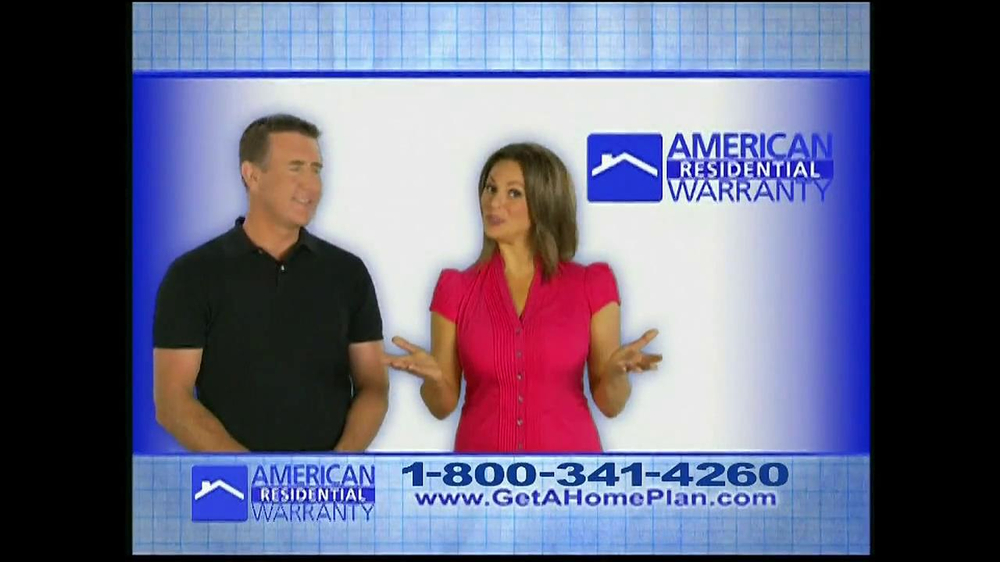 American residential warranty tv commercial 39 did you know for Get a home plan com