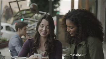 Match.com TV Spot, 'Right Now'