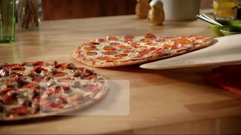 Papa Murphy's $5 Faves Pizza TV Spot  - Screenshot 2