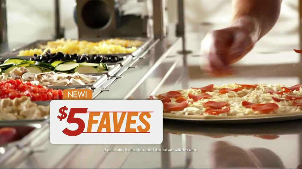 Papa Murphy's $5 Faves Pizza TV Spot  - Screenshot 4