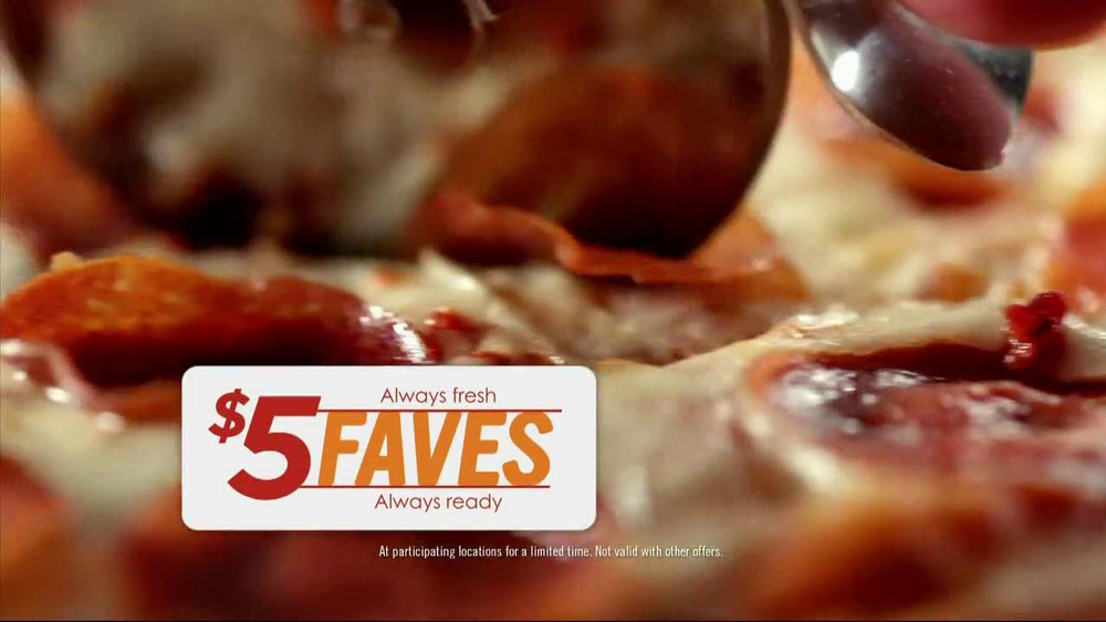 Papa Murphy's $5 Faves Pizza TV Spot  - Screenshot 7