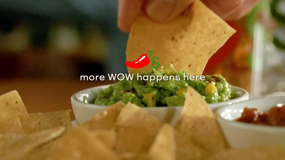 Chili's $20 Dinner for Two TV Spot, Song by Wendy Rene - Screenshot 2