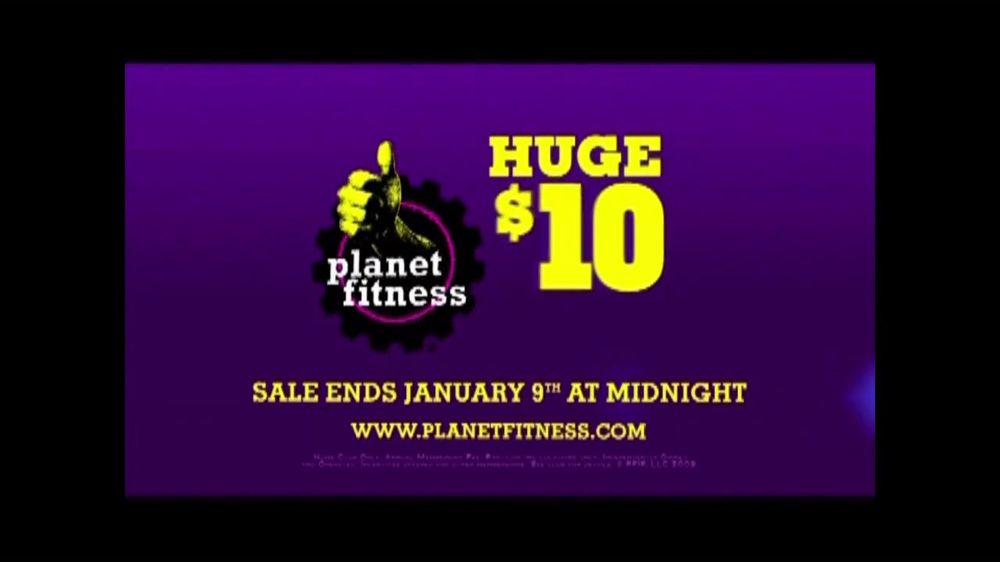Planet Fitness Huge $10 Sale TV Spot - Screenshot 10