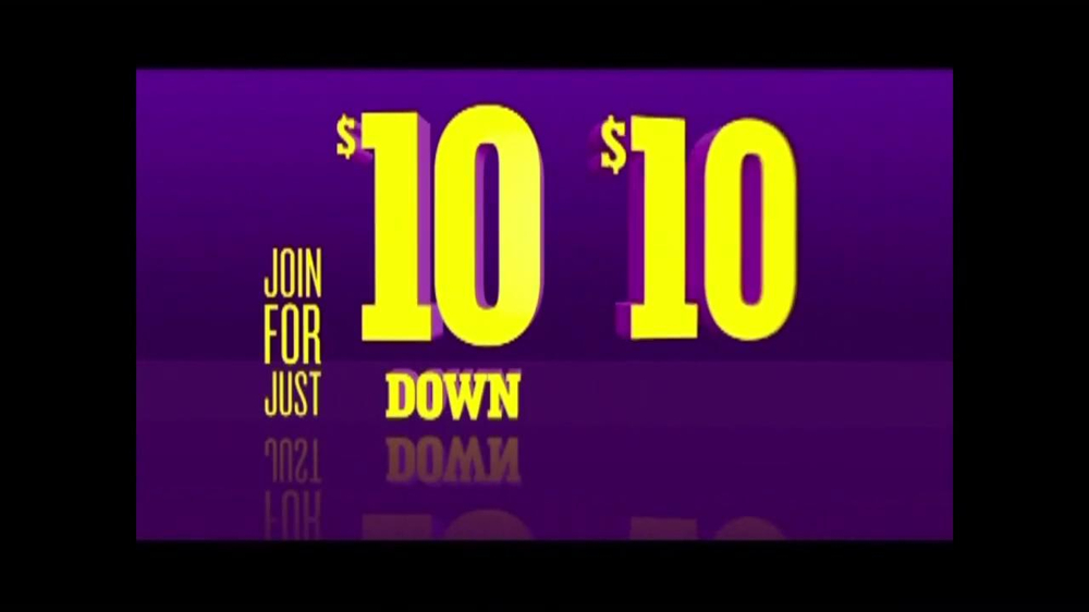 Planet Fitness Huge $10 Sale TV Spot - Screenshot 3