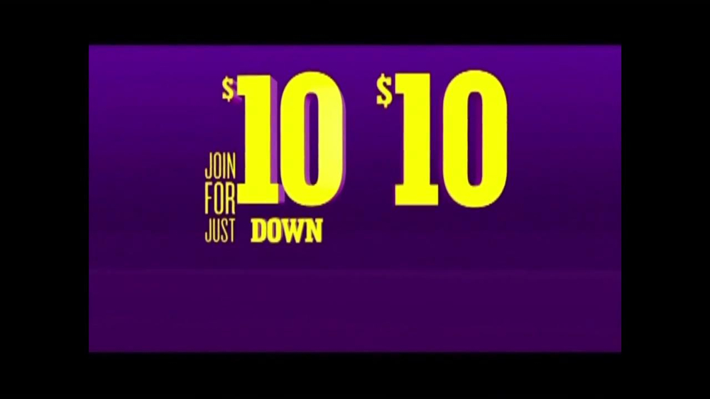 Planet Fitness Huge $10 Sale TV Spot - Screenshot 9