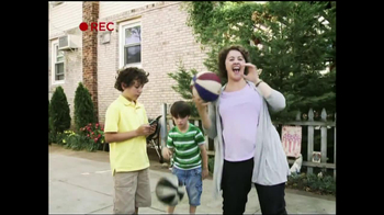 Ad Council TV Spot, 'We Can: Mom Slam Dunk'