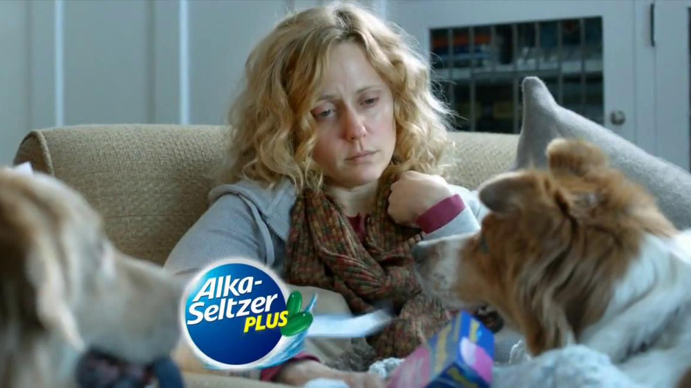 Alka-Seltzer Severe Cold and Flu TV Spot, 'Cold Truth: Flu Cough' - Screenshot 1