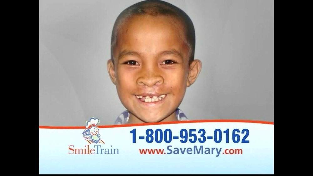Smile Train TV Spot, 'Save Mary' - Screenshot 10