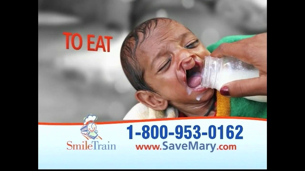 Smile Train TV Spot, 'Save Mary' - Screenshot 2