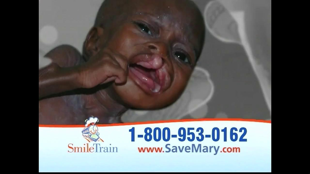 Smile Train TV Spot, 'Save Mary' - Screenshot 3