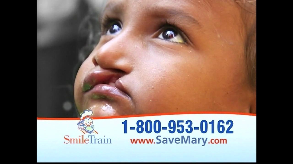 Smile Train TV Spot, 'Save Mary' - Screenshot 4