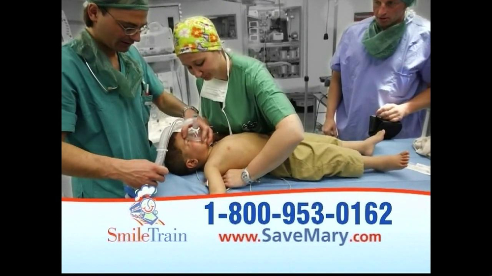 Smile Train TV Spot, 'Save Mary' - Screenshot 5