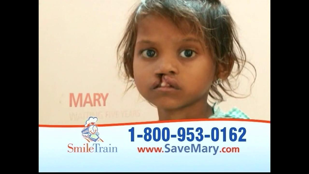 Smile Train TV Spot, 'Save Mary' - Screenshot 6