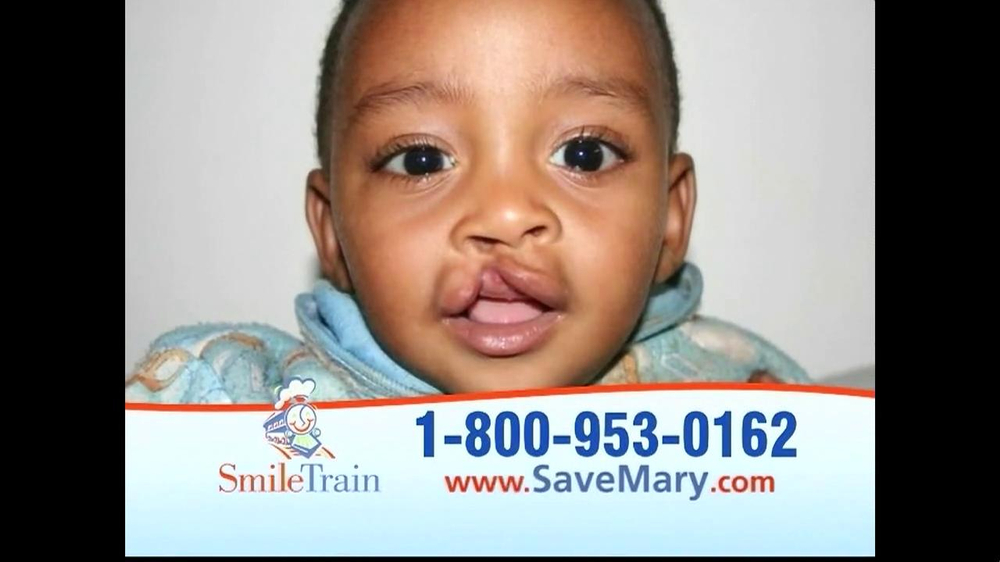 Smile Train TV Spot, 'Save Mary' - Screenshot 7