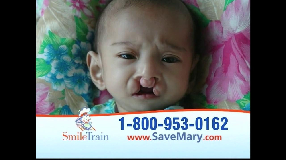 Smile Train TV Spot, 'Save Mary' - Screenshot 8