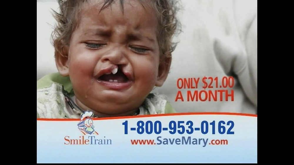 Smile Train TV Spot, 'Save Mary' - Screenshot 9