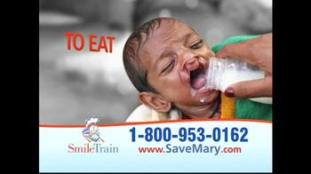 Smile Train TV Spot, 'Save Mary' - Thumbnail 2