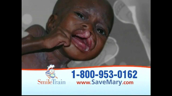 Smile Train TV Spot, 'Save Mary' - Thumbnail 3