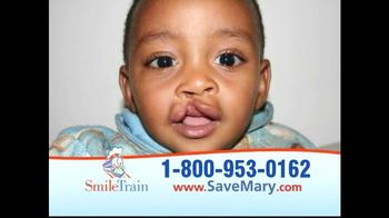 Smile Train TV Spot, 'Save Mary' - Thumbnail 7