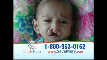 Smile Train TV Spot, 'Save Mary' - Thumbnail 8