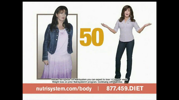 Nutrisystem Success TV Spot, 'Body You Want'